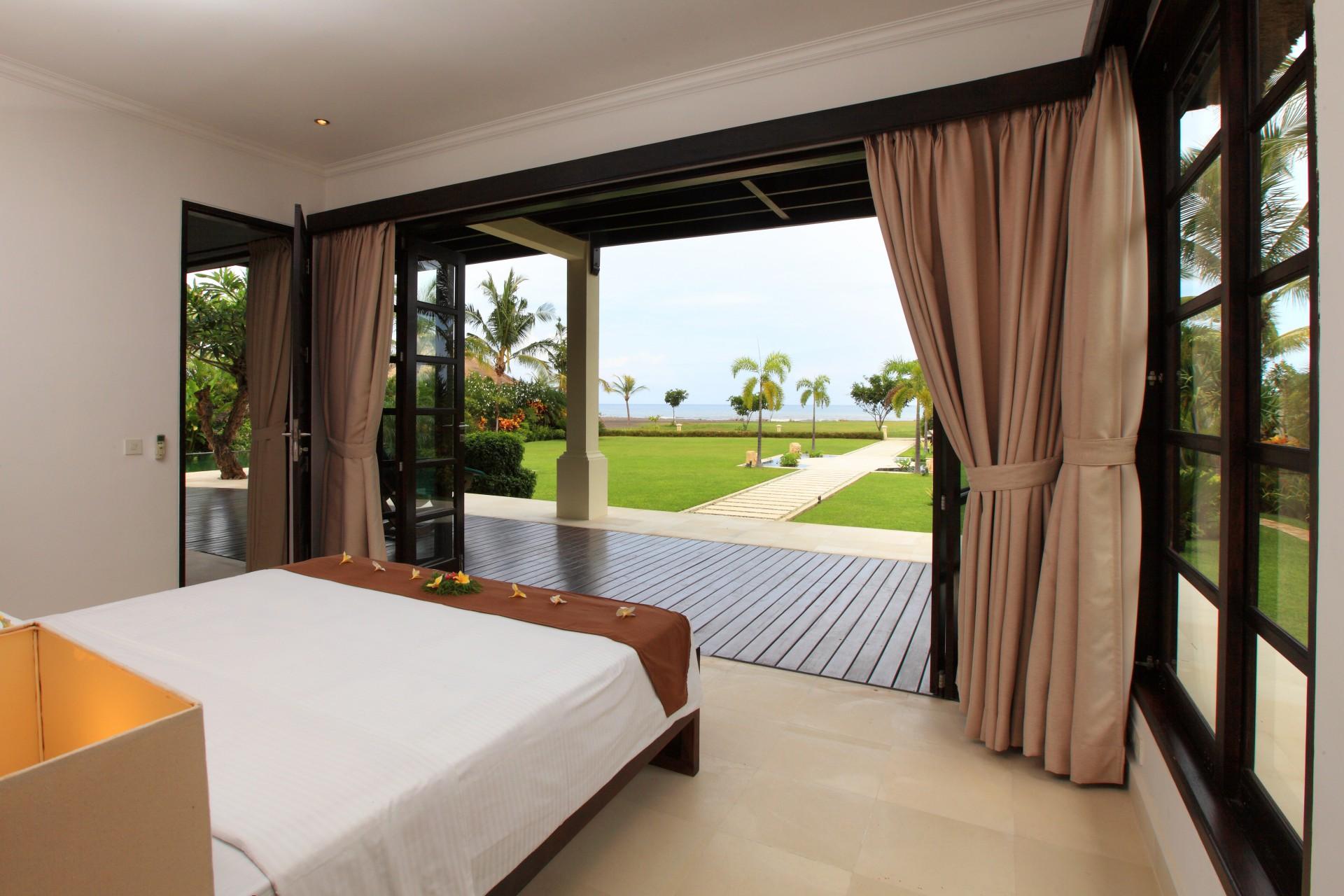 slaapkamer uitzicht